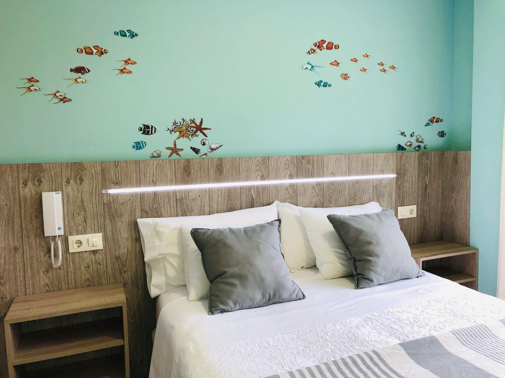 Ofertas Hotel Playa de Lago Habitación Triple con vista al mar