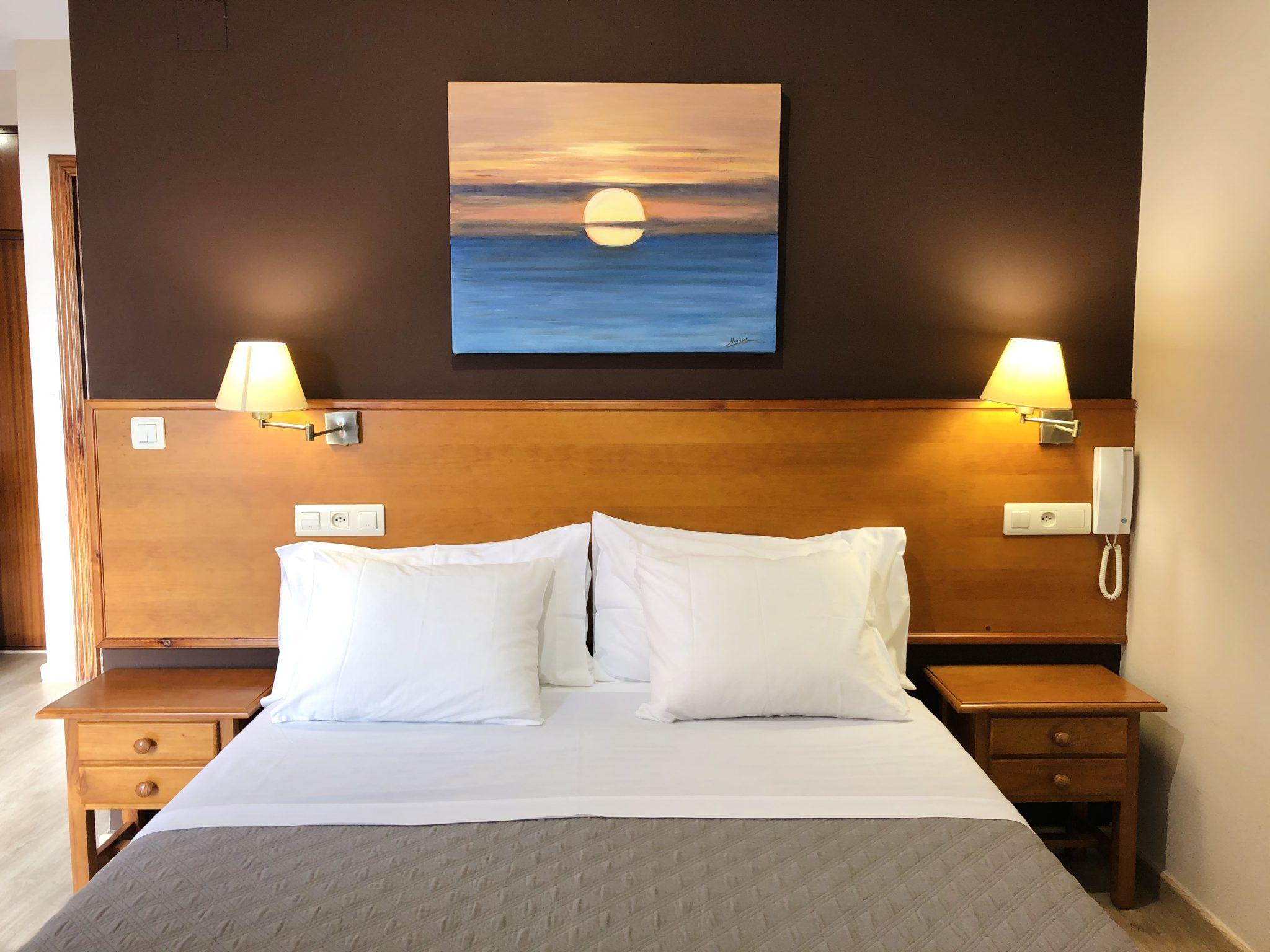 Ofertas Hotel Playa de Lago, Habitación Triple Superior, Muxía