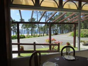 Vistas Restaurante Playa de Lago
